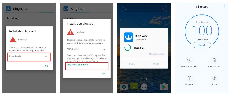 Download Kingroot - Root Your Android Phones with KingRoot